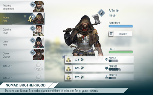 Assassinu2019s Creedu00ae Unity App  screenshots 8