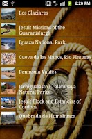 Screenshot of World Tourism