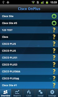 Cisco OnPlus Mobile - screenshot thumbnail