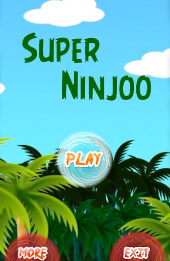 Super Ninja jungle jump