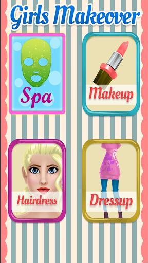 Juegos de spa princesas