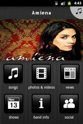 Amiena - screenshot