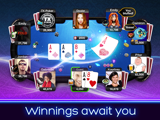 TX Poker - Texas Holdem Poker  screenshots 2
