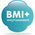 BMI calculator plus. icon