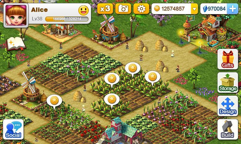 Miracle City Screenshot