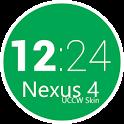 Nexus 4 UCCW Skin icon