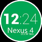 Nexus 4 UCCW Skin