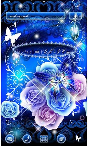 ★免費換裝★藍色舞蝶