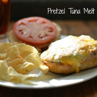 Pretzel Tuna Melt