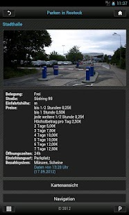 Parken in Rostock- screenshot thumbnail