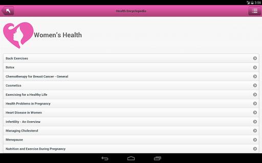 Health Encyclopedia  screenshots 8