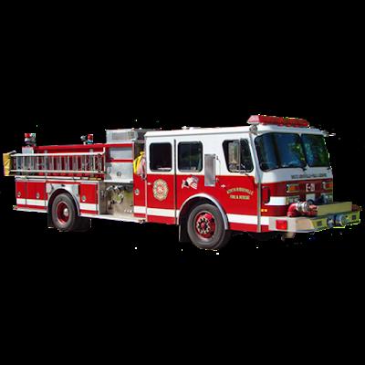 Пожарная машина Сирены