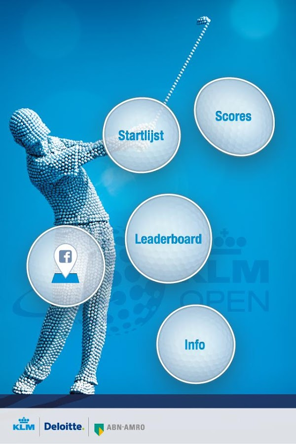 KLM Open - screenshot