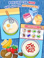 Screenshot of My Ice Cream Maker - Food Game