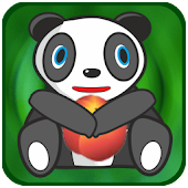 Hungry Panda - kids game