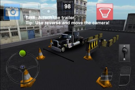 Parking Truck Deluxe - screenshot thumbnail