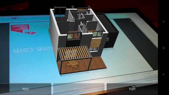 virtual plan 3d applications sur google play. Black Bedroom Furniture Sets. Home Design Ideas
