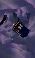 Screenshot of 3D Doctor Who Time Vortex LWP