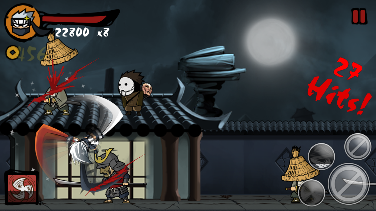 Ninja Revenge - screenshot