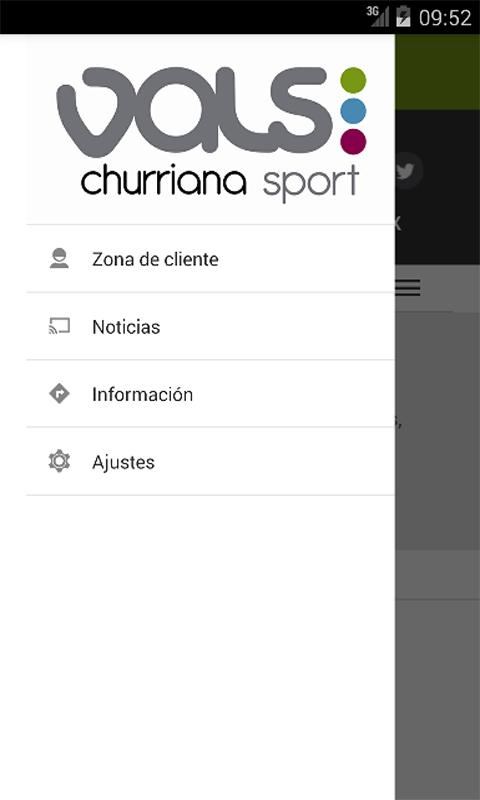 Valssport Churriana- screenshot