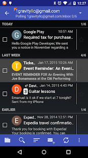 K-@ Mail - Email App - screenshot thumbnail