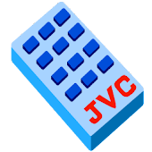JVC Projector Remote Control