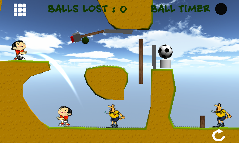Kick The Referee- screenshot