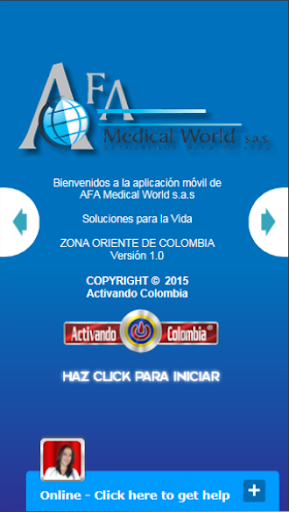 AFA Medical World