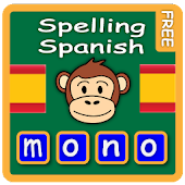 Learn Spanish words & spelling