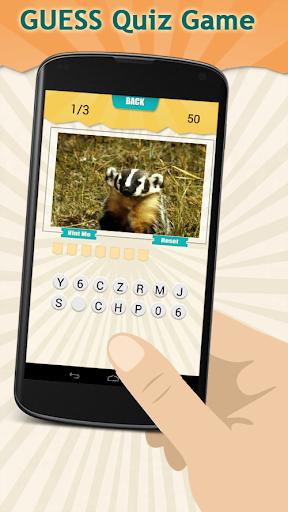 Guess Pro : Animal Jungle Quiz