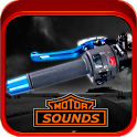 Motorbike Sounds Pro icon