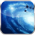Galaxy Tab Space Series HD LWP icon