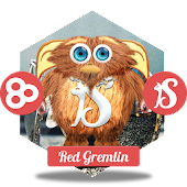 Red Gremlin GO Launcher