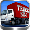 Truck Sim 3D Parking Simulator icon