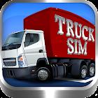 Truck Sim 3D Parking Simulator icon