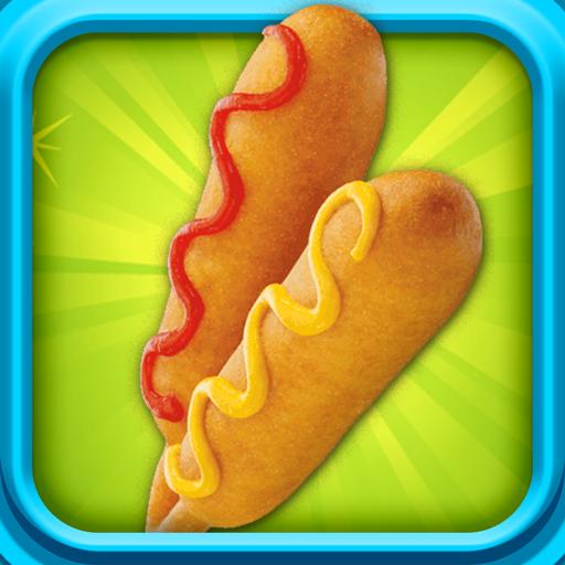 休閒App 玉米的狗製作 - 烹飪遊戲 LOGO-3C達人阿輝的APP