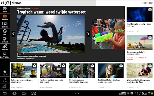 RTL Nieuws - screenshot thumbnail