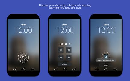 AlarmPad - Alarm Clock Free Screenshot 11