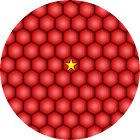 Colonization Hex Premium icon