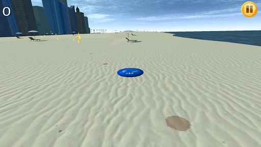 海滩飞行3D