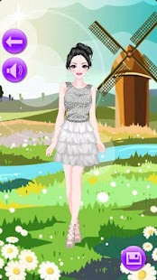 Spring Gorgeous Dress Up