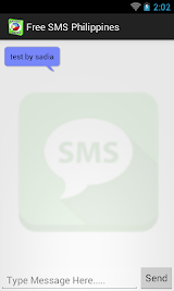 Free SMS to Philippines Apk Download Free for PC, smart TV
