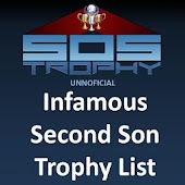 SOSTrophy Infamous Second Son