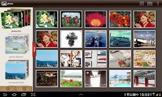 Screenshot of Photo Desk (Photo Gallery)