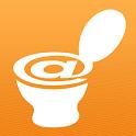 @トイレ logo