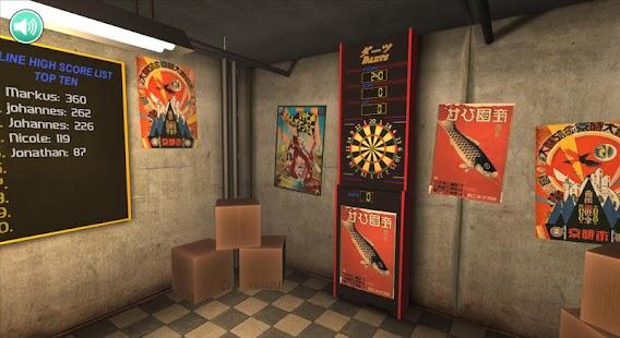 Arcade Darts 3D screenshot