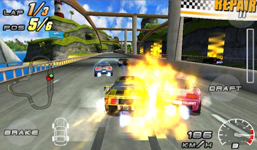 Raging Thunder 2- screenshot thumbnail