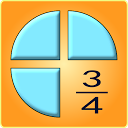 Simply Fractions, math games APK
