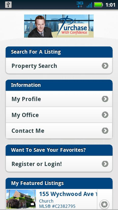 Larry Purchase - Royal LePage - screenshot