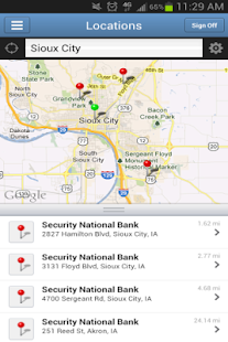 SNB Iowa Mobile - screenshot thumbnail